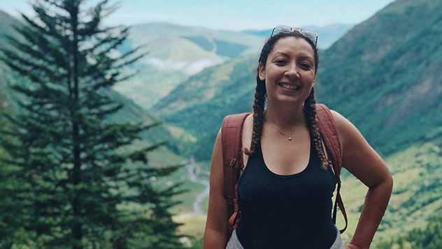 Turismo sostenible: sostenibilidad. Soraya-Abdel Hadi, Inglaterra