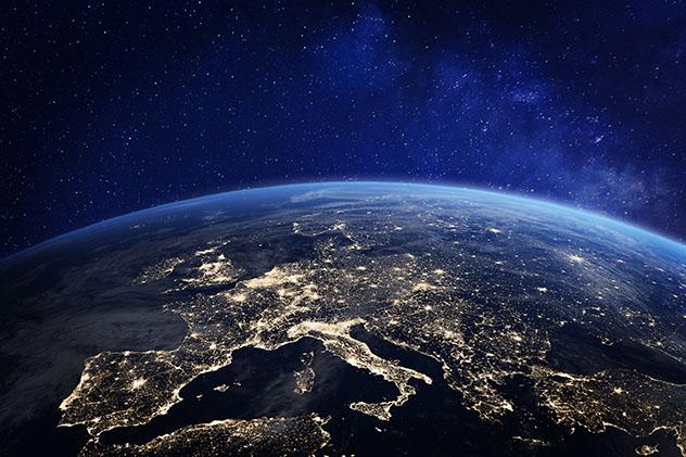 Vivir en el planeta Tierra