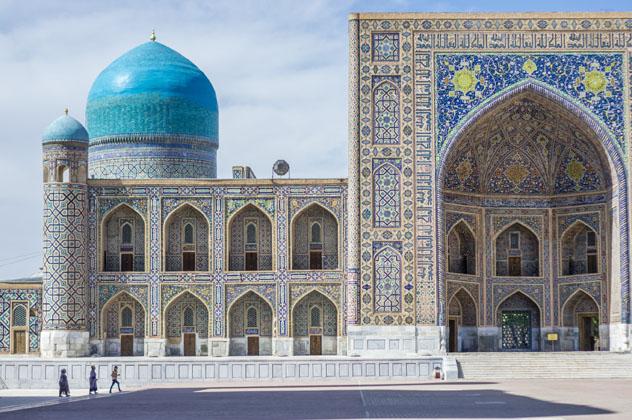 Los tesoros históricos de Uzbekistán son hoy más accesibles que nunca © Andrii Lutsyk / Shutterstock