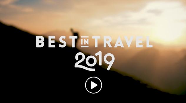 Vídeo Best in Travel 2019