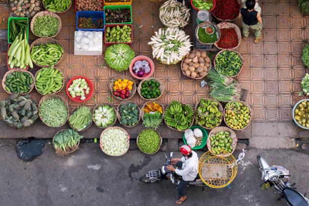 El pedigrí culinario de Vietnam es su gran atractivo para los viajeros amantes de la buena comida © Alexander Frais / 500px