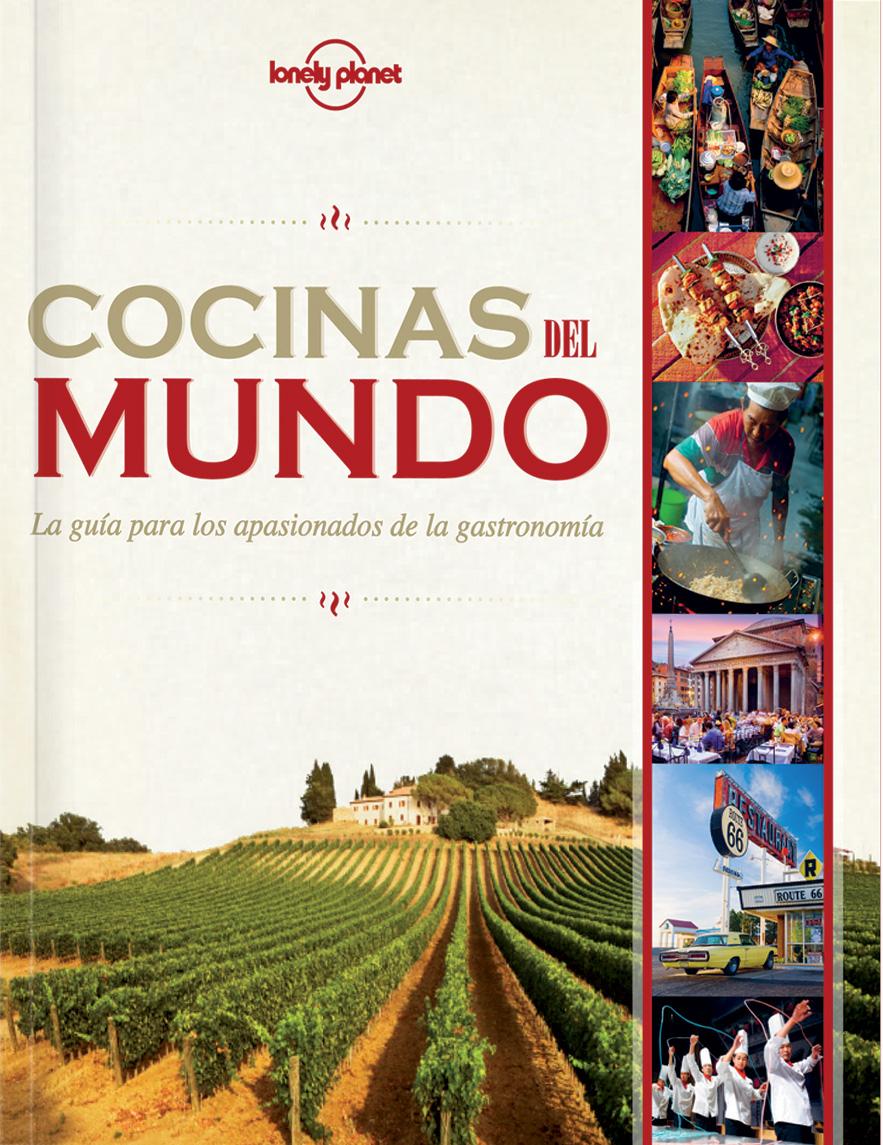 Guía Guía Cocinas del mundo