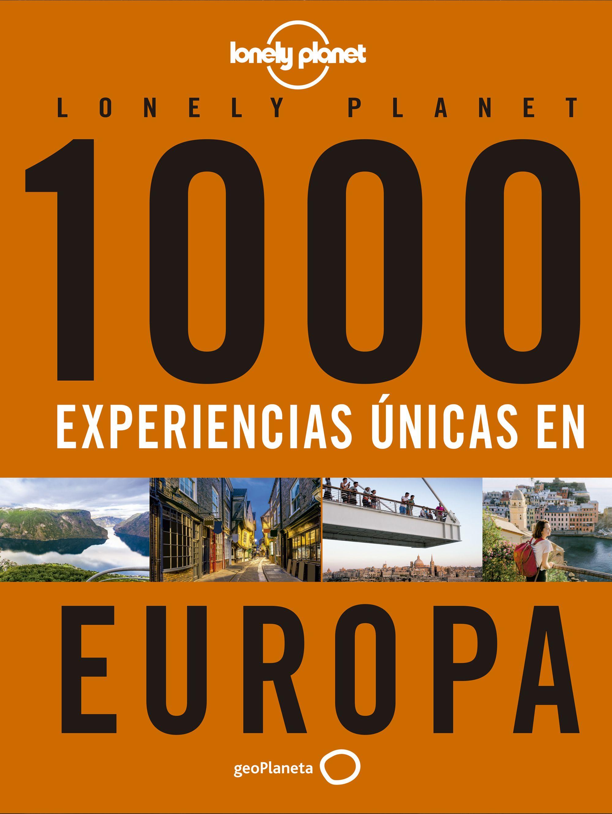Guía Guía 1000 experiencias únicas - Europa