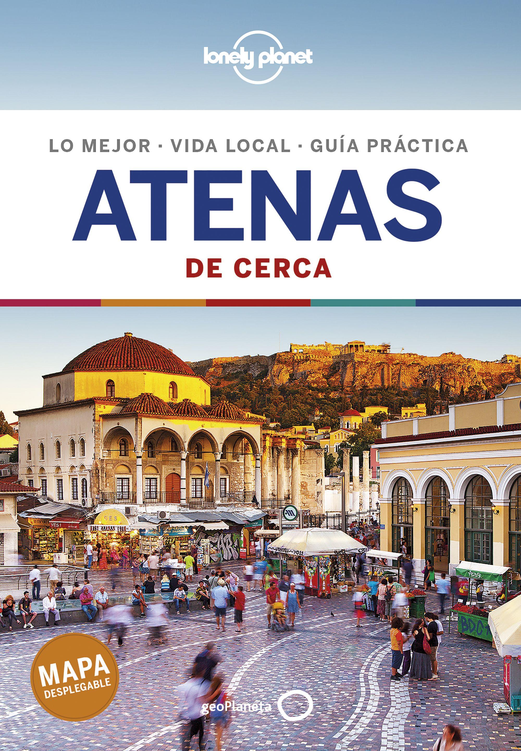 Guía Guía Atenas De cerca 4