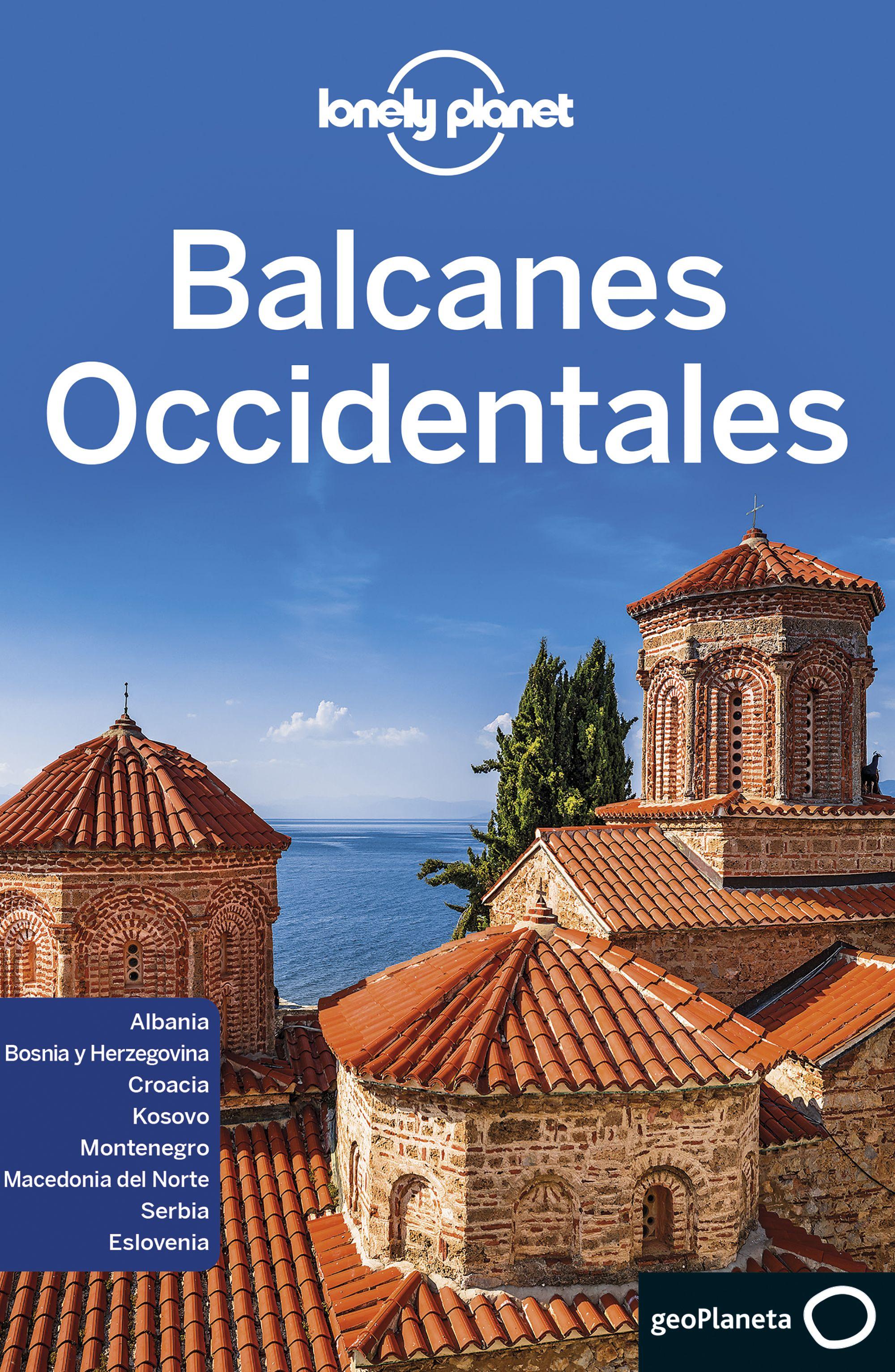 Guía Guía Balcanes Occidentales 1