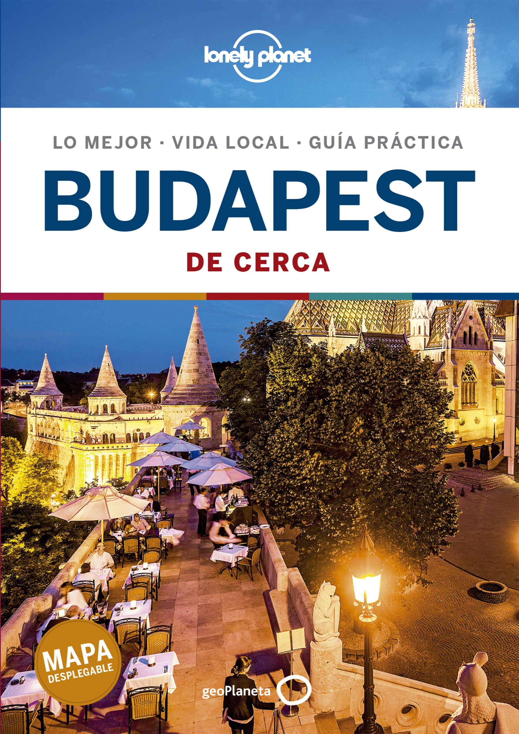 Guía Guía Budapest De cerca 1
