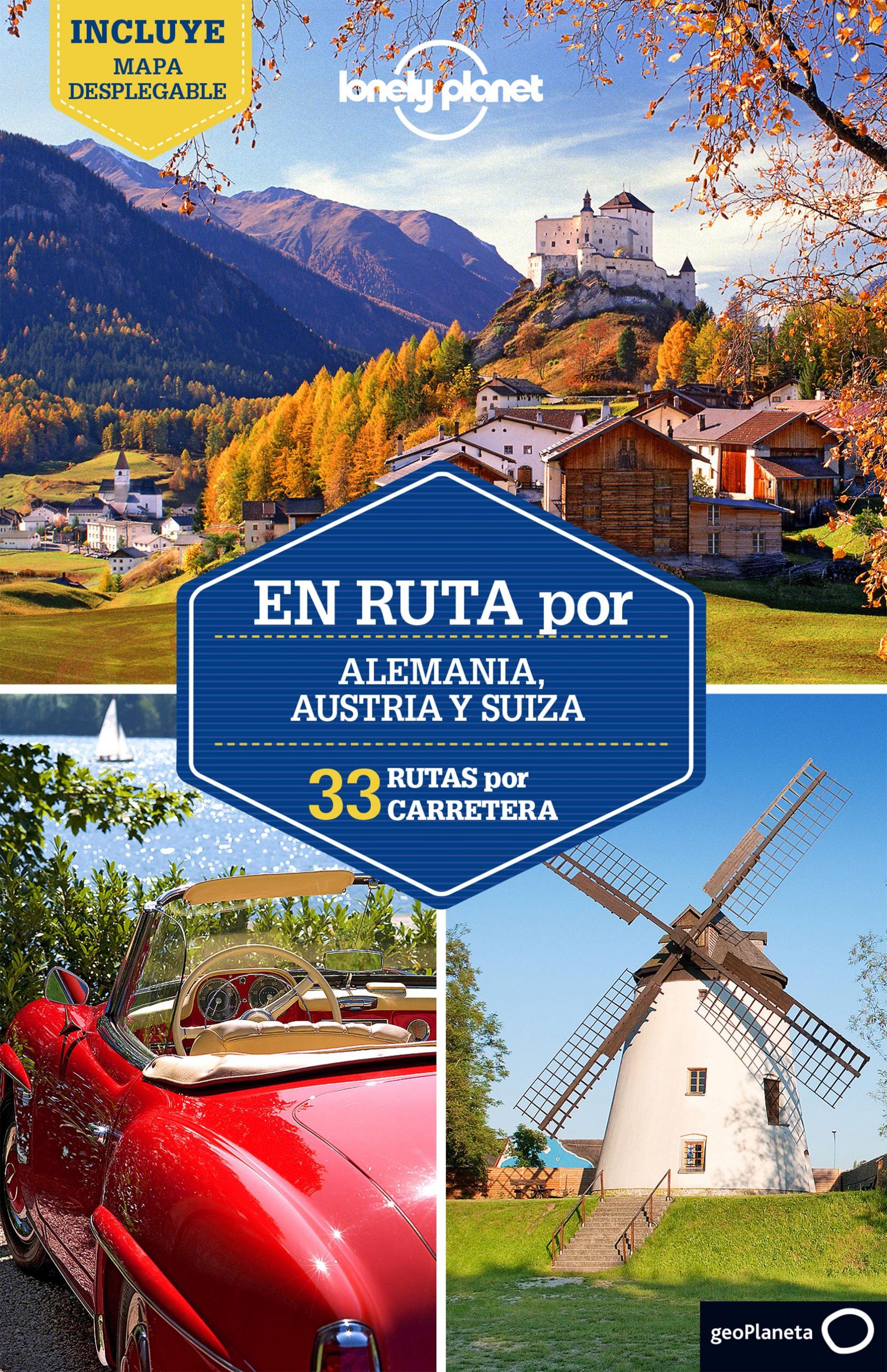 Guía Guía En ruta por Alemania, Austria y Suiza 1