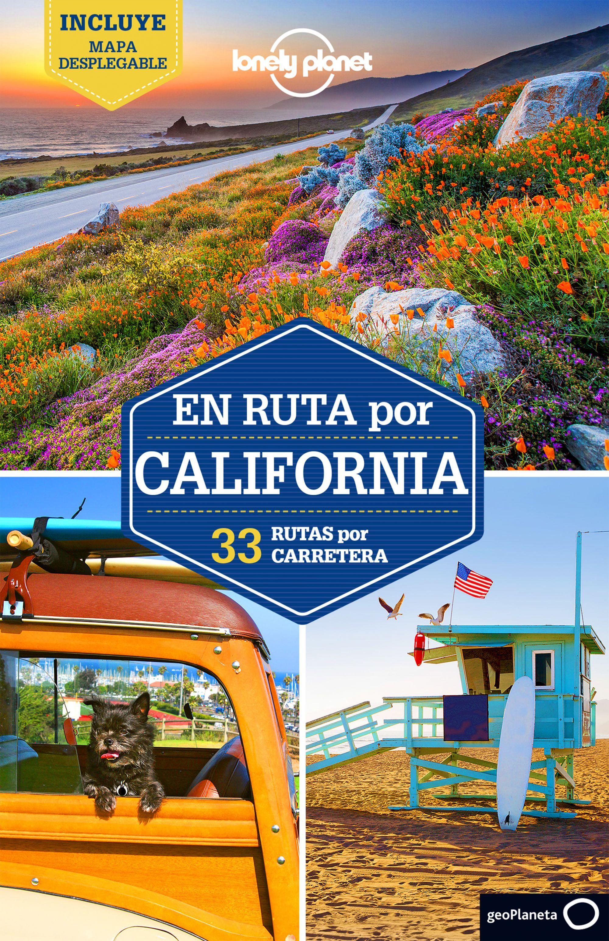 Guía Guía En ruta por California 1