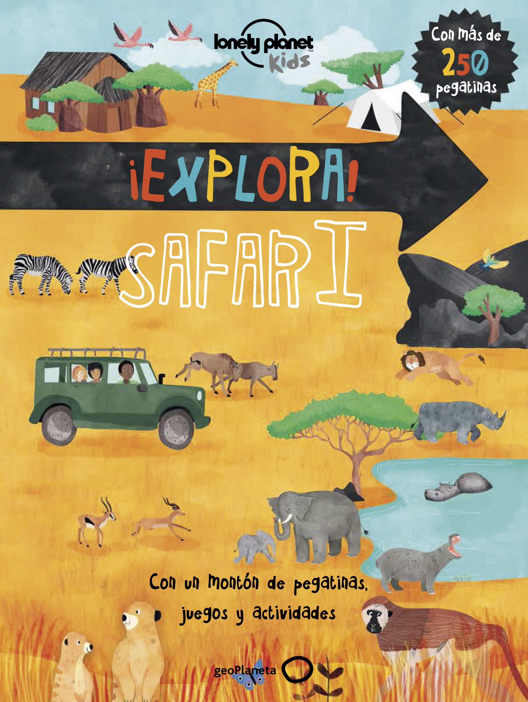Guía Guía ¡Explora! SAFARI