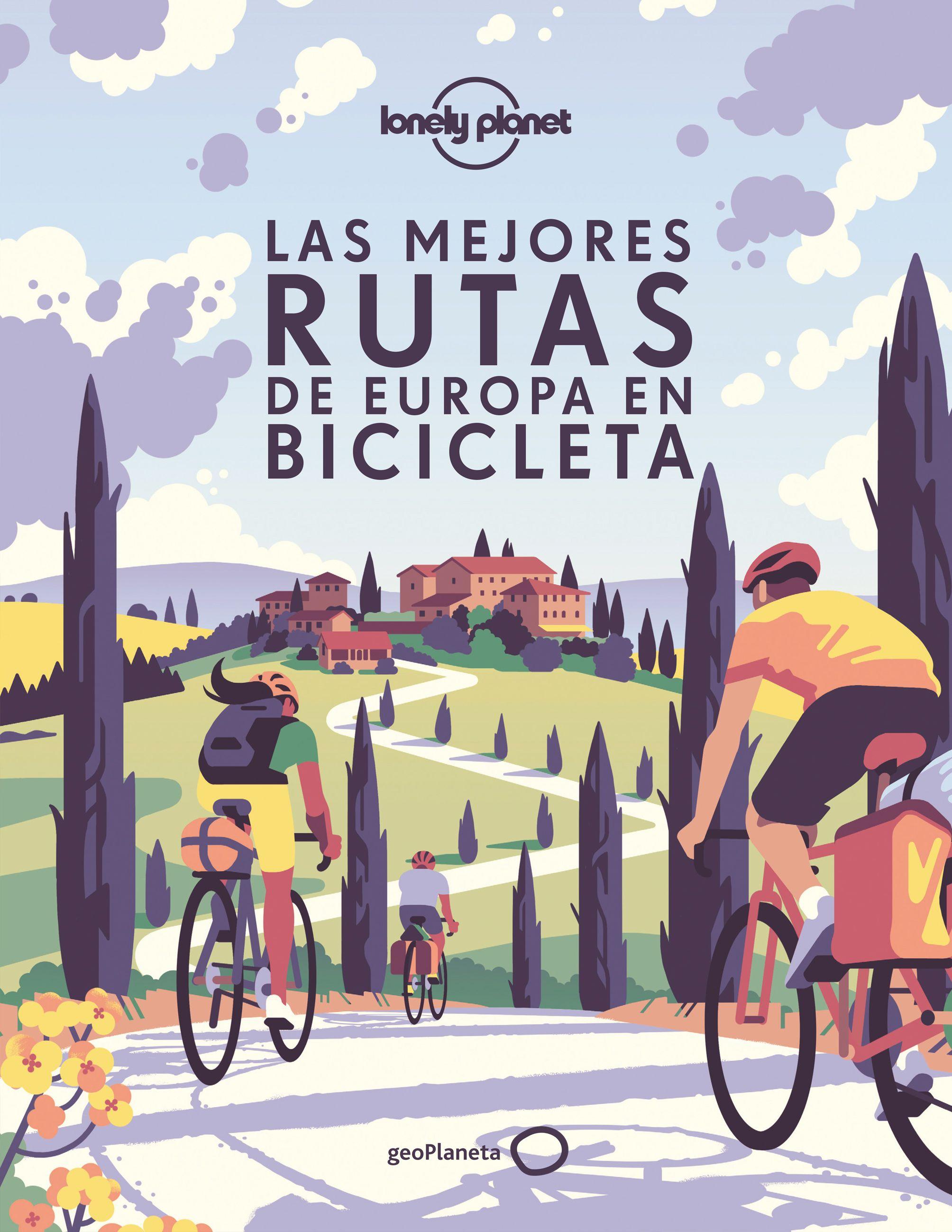Guía Guía Las mejores rutas de Europa en bicicleta