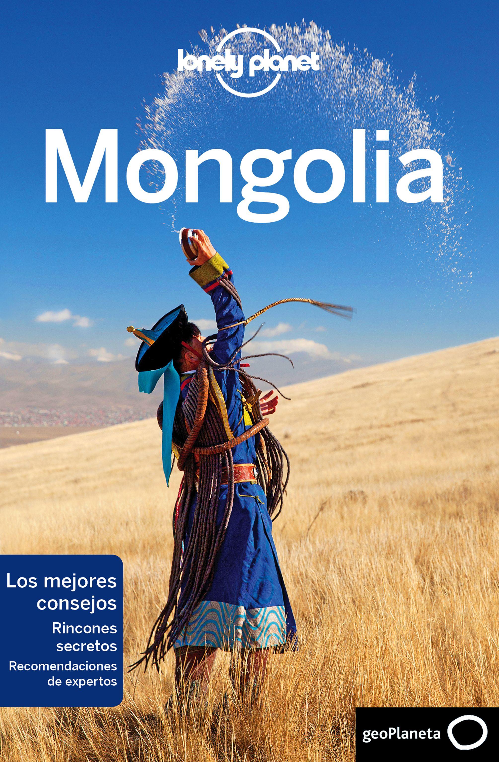 Guía Guía Mongolia 1