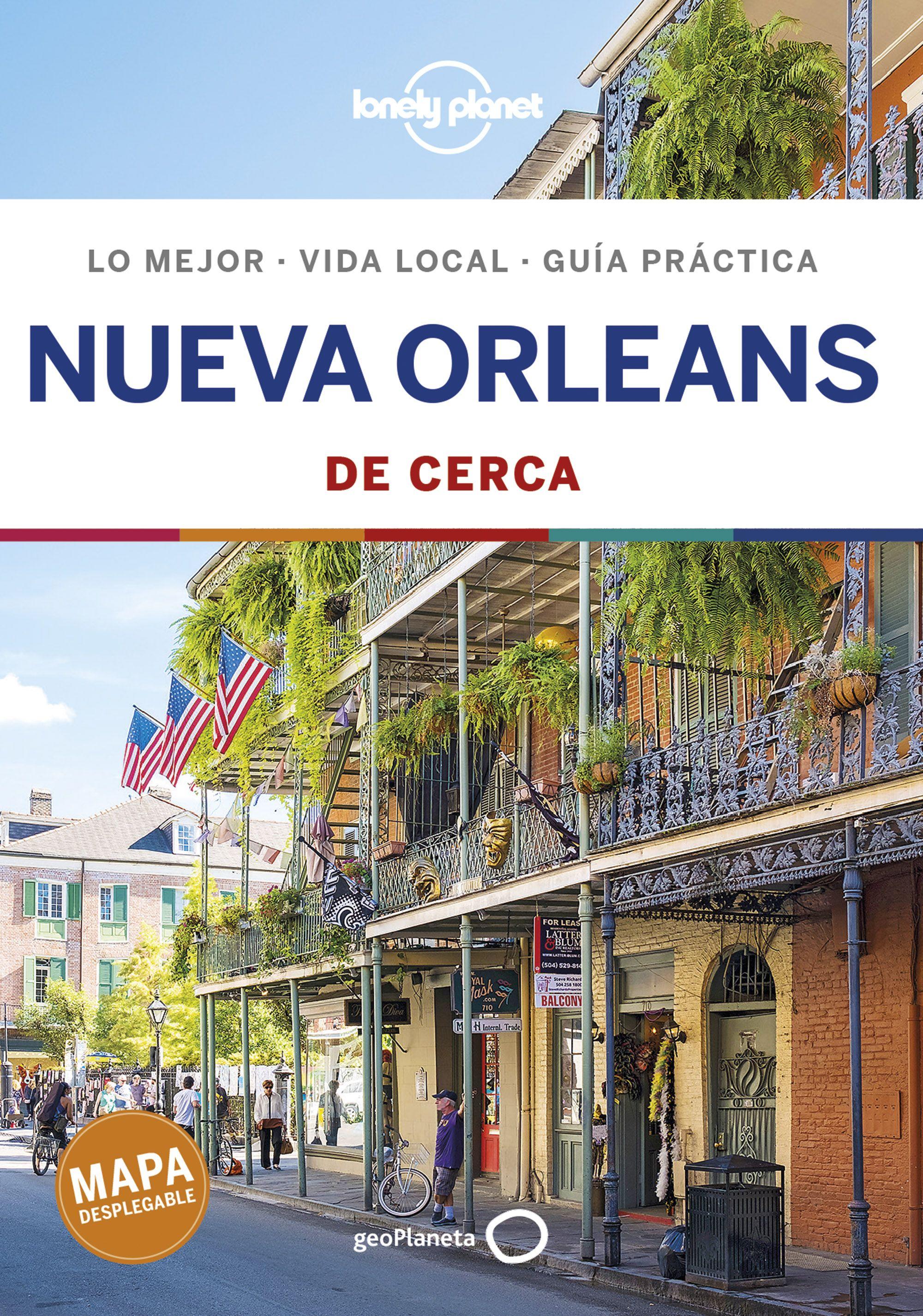 Guía Guía Nueva Orleans De cerca 1