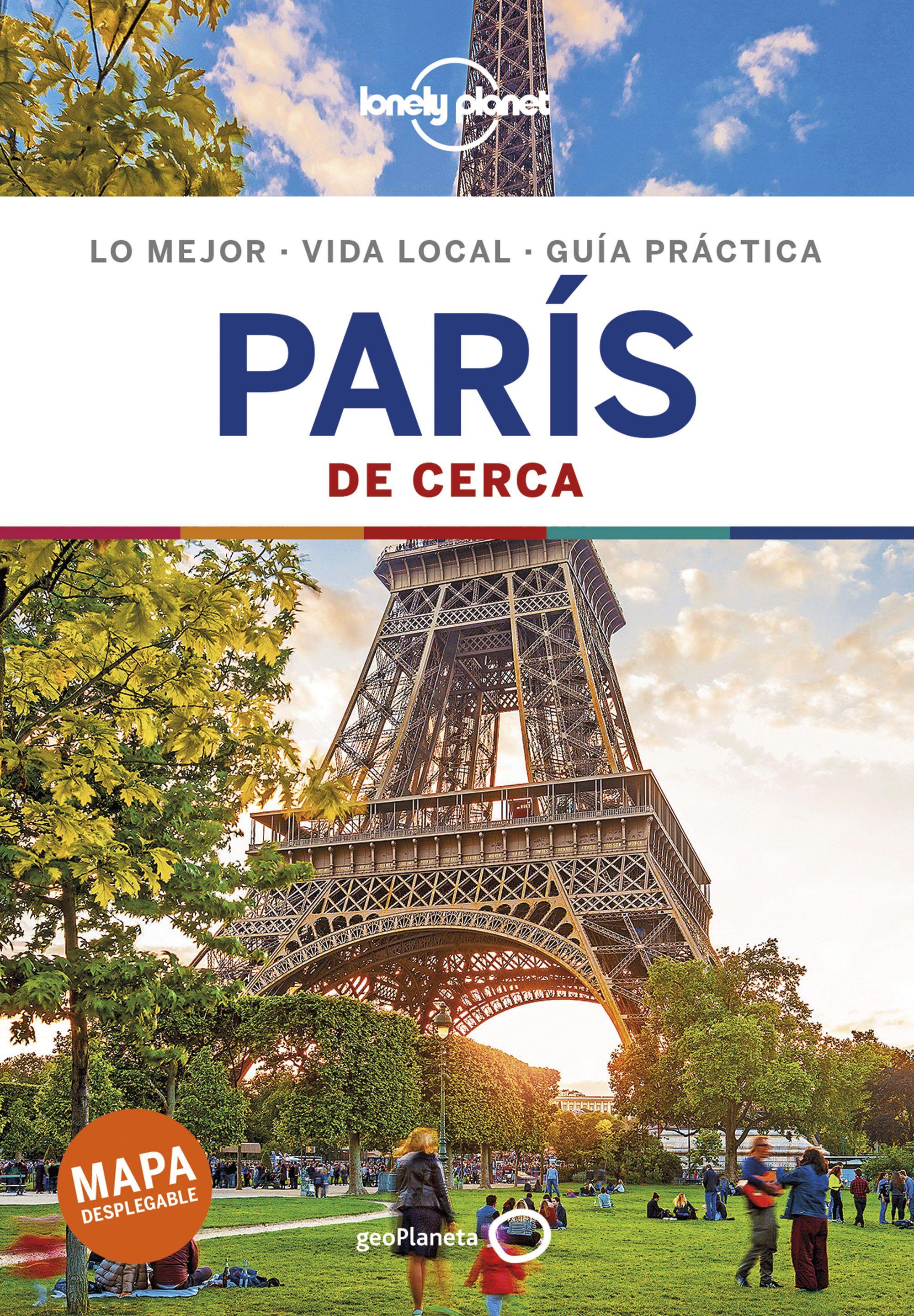 Guía Guía París De cerca 6