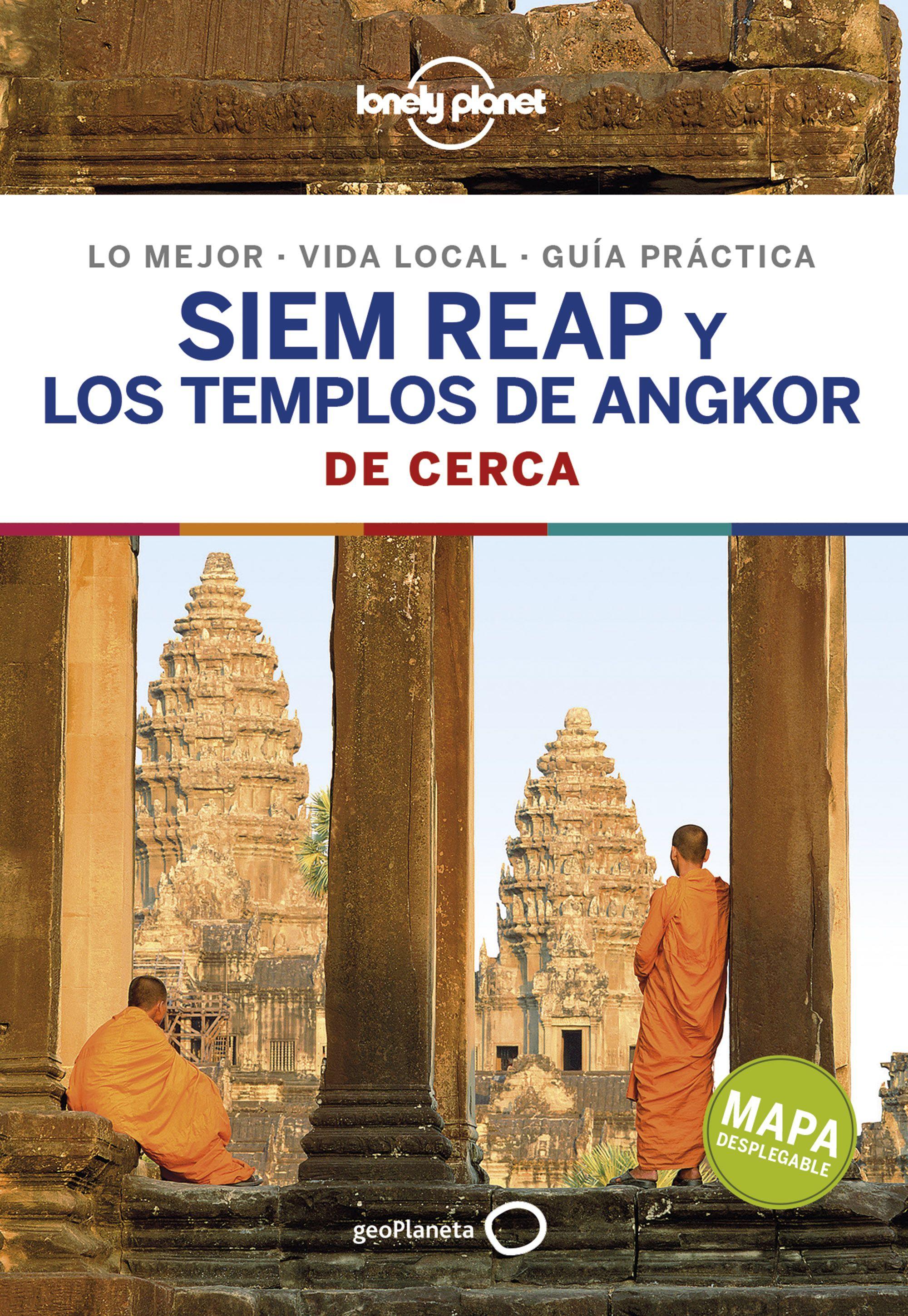 Guía Guía Siem Reap y los templos de Angkor De cerca 1