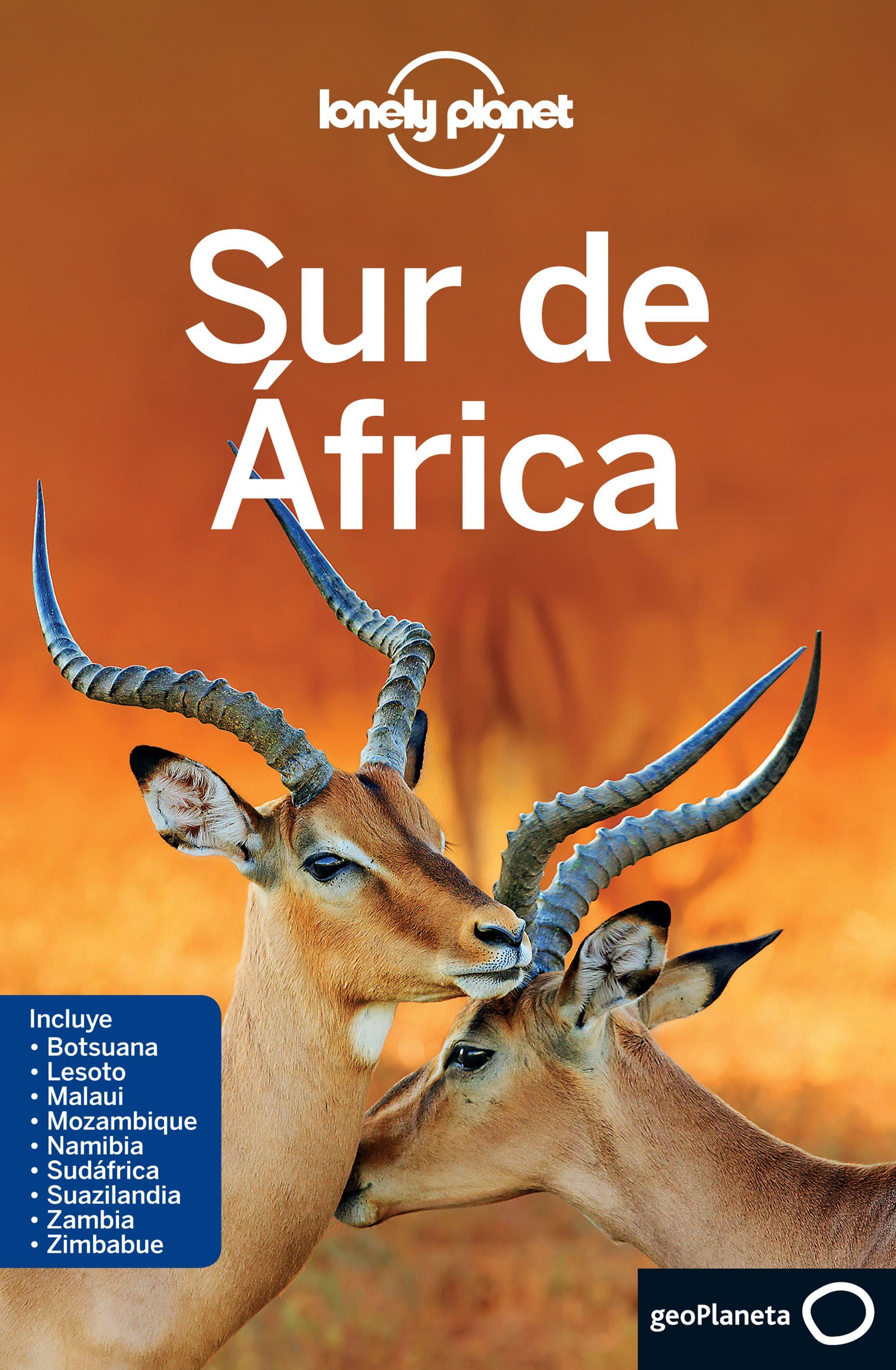 Guía Guía Sur de África 3