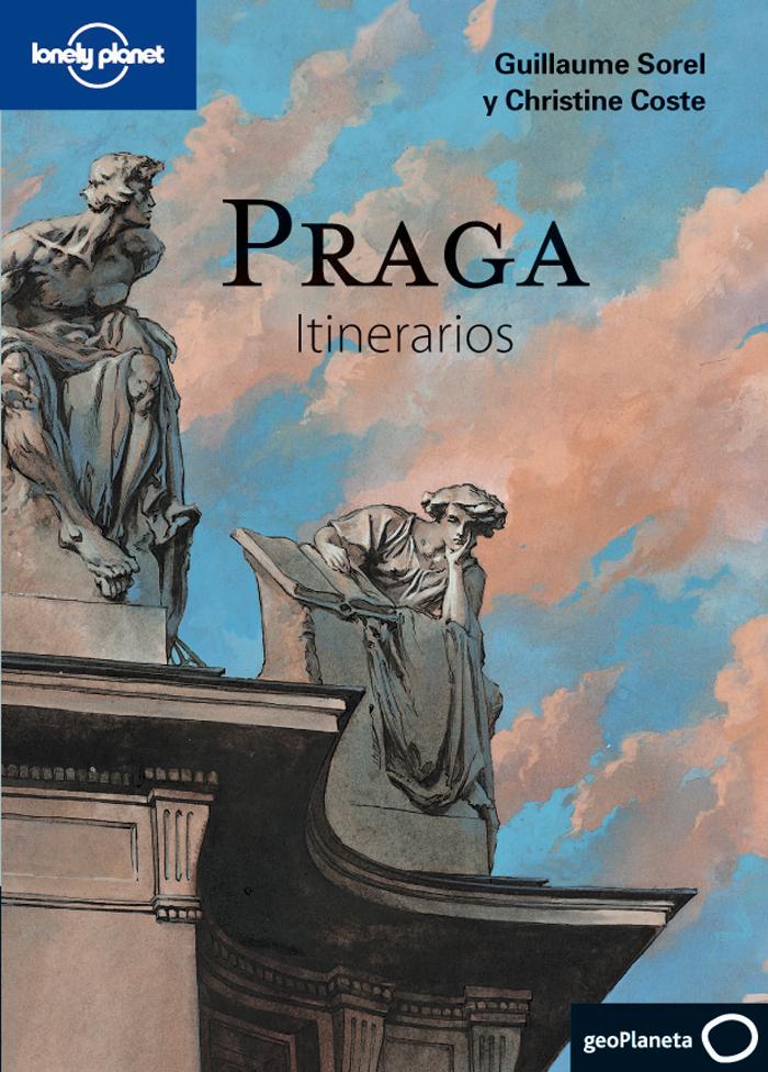 Guía Guía Praga. Itinerarios