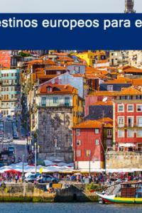 Los 10 mejores destinos europeos para el 2015