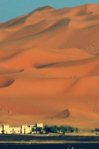 Merzouga, desierto Marrakech, Marruecos