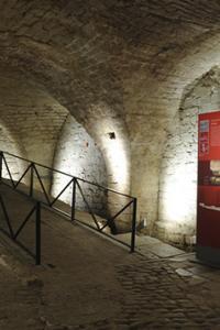 El emplazamiento arqueológico conocido como Coudenberg, Bruselas, Bélgica
