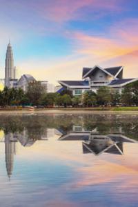 Torres Petronas, Malasia