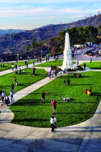 Griffith Park de Los Ángeles, California, Estados Unidos
