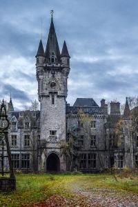 Bélgica, Dinant, Château de Noisy