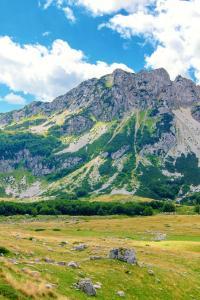 Escarpados paisajes del norte de Montenegro