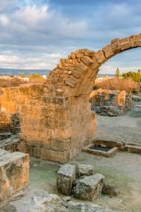 Zona arqueológica de Pafos, Chipre