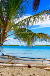 Playa Rangiroa, Polinesia Francesa