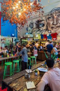 Restaurante vegetariano en Melbourne, Australia