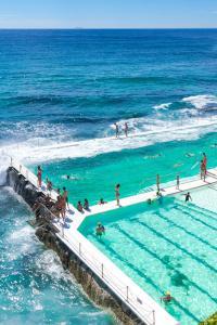 Piscina oceánica, Bondi Icebergs Pool, Sídney, Australia