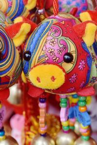 Año del Cerdo en China