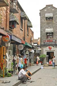 Concesión Francesa, Shanghái, China