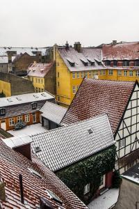 Copenhague en invierno, Dinamarca