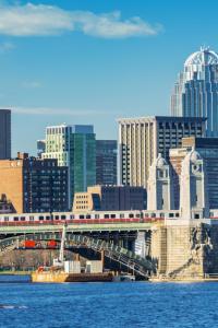 Tren en Boston, Estados Unidos