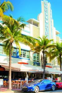 Miami 'art déco', Ocean Drive, Miami Beach