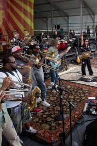 New Orleans Jazz & Heritage Festival, Nueva Orleans, Estados Unidos