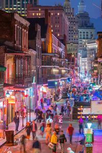 Barrio Francés, Nueva Orleans, EE UU