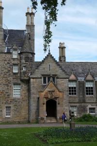 Castillo de Lauriston, Edimburgo, Escocia