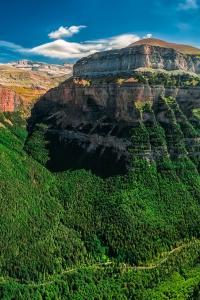 Parque Nacional de Ordesa y Monte Perdido, Huesca, Aragón, España