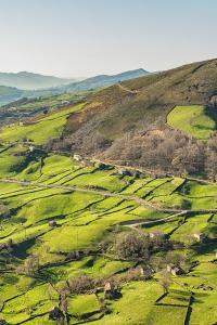 Valles Pasiegos, Cantabria, España