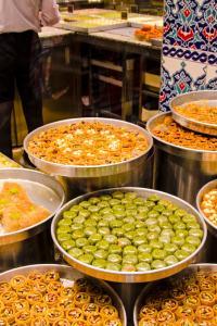 Gastronomía típica de Estambul, Turquía