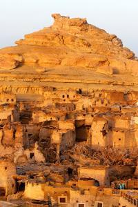 Fortaleza Shali en el Oasis de Siwa