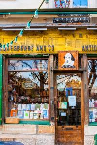 Librería Shakespeare & Company, París, Francia