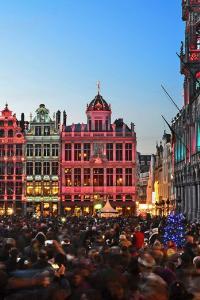Navidad en Bruselas, Bélgica
