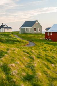Isla Flatey, Islandia