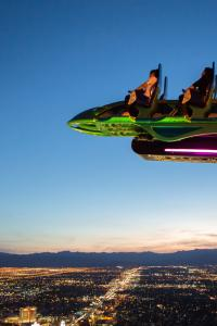 Stratosphere Tower, Las Vegas, EE UU