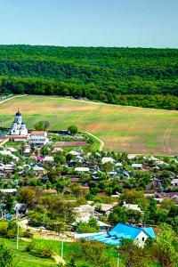 Capriana, Moldavia