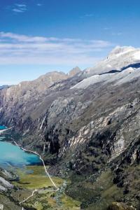 Norte de Perú: Llanganuco