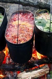 Gastronomía rusa, Siberia, Rusia